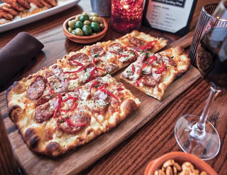 Menu – Pizza classiques