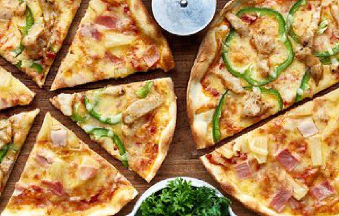 Menu – Pizza blanches